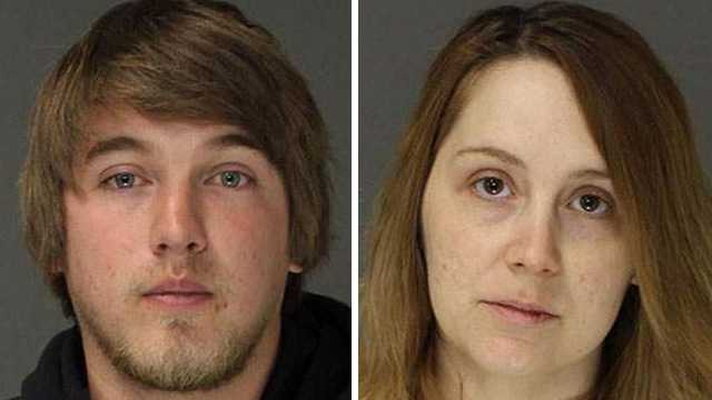 Parents face homicide charges after infant's body found hidden in cat litter