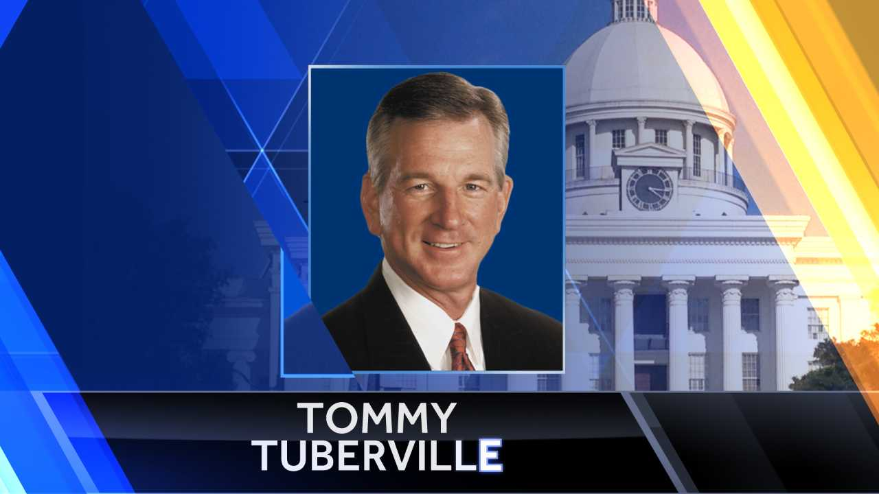Ex-coach Tuberville says he won't run for Alabama governor