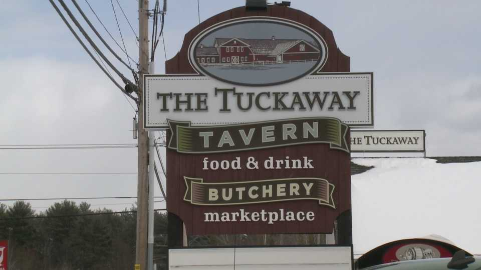 4. The Tuckaway Tavern in Raymond