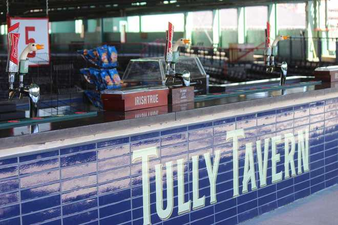 New Bar Terraced Seating Among Fenway Park Improvements