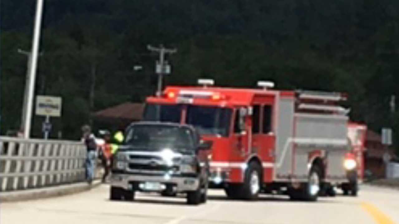 Motorcyclist dies after rear-ending pickup truck in Twin Mountain