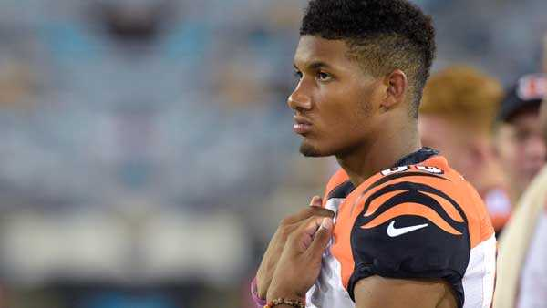 Tyler Boyd faces drug-related charges but denies being at scene
