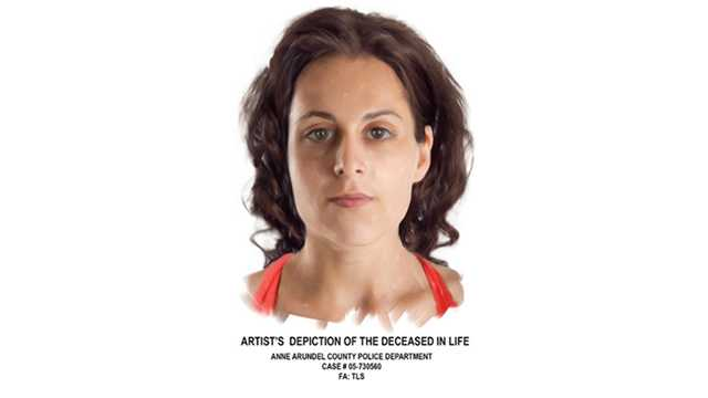 unidentified woman sought to be identified