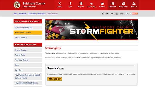 Stormfighter website