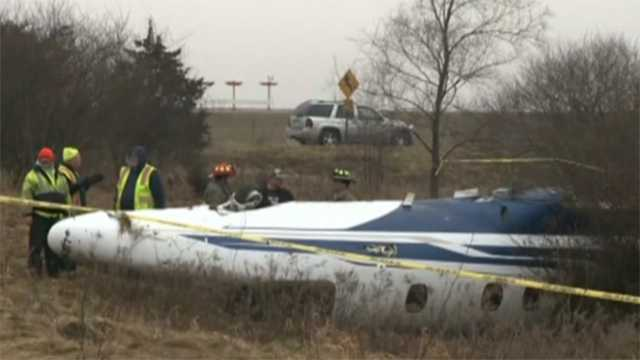 Howell plane crash