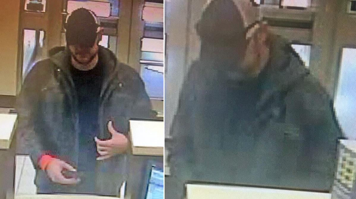 Chelsea robbery suspect