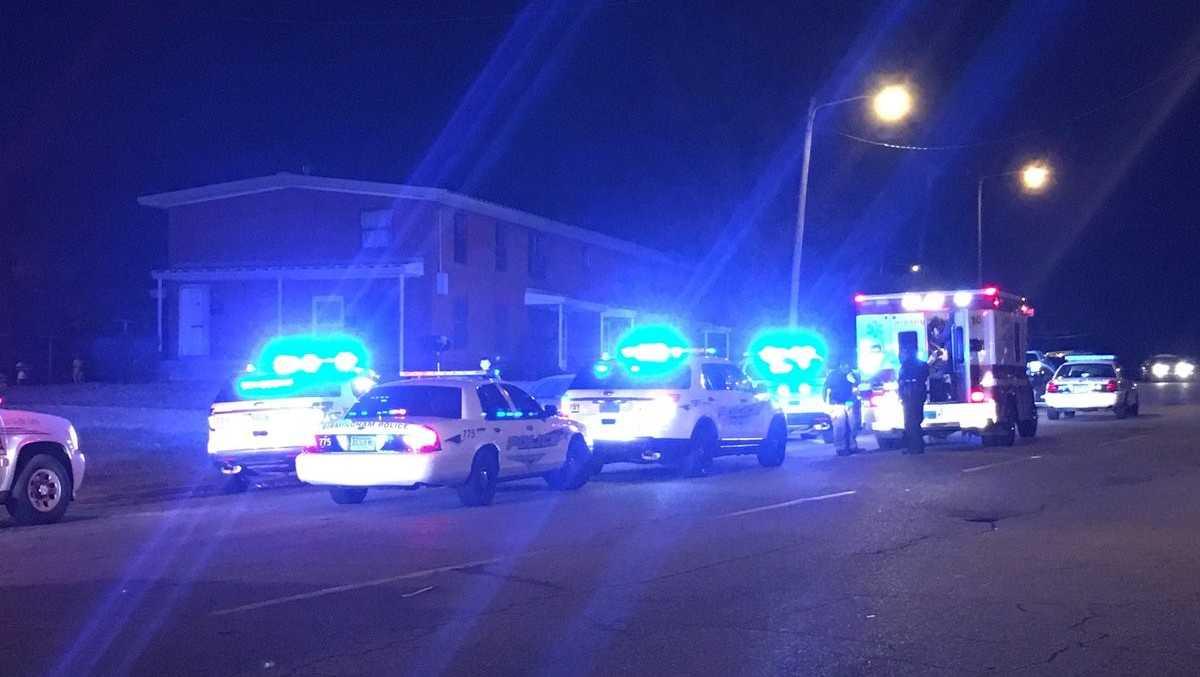 Birmingham 41st Street North shooting
