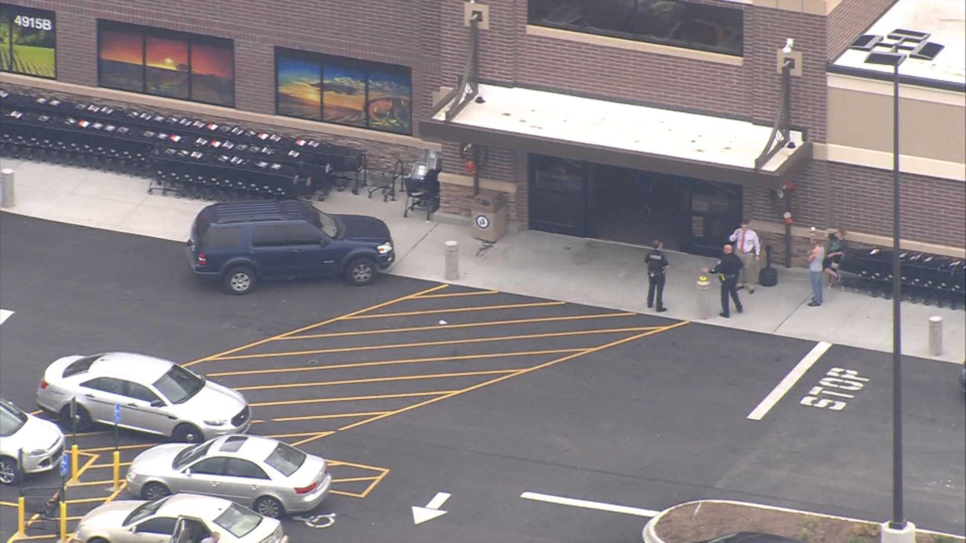 Robbery at US Bank at Dixie Highway Kroger
