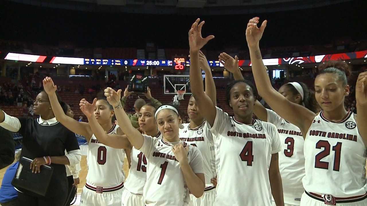 USC Women Basketball