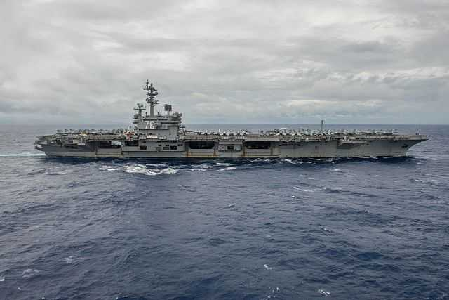 North Korea threatens to sink United States aircraft carrier with single strike