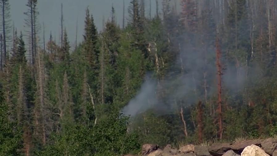 CNN - Utah wildfire