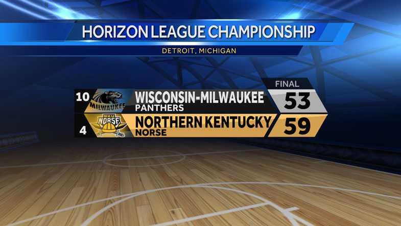 UWM-Northern Kentucky final score