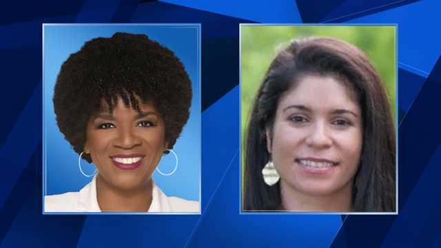 Valerie Ervin, Marisol Johnson