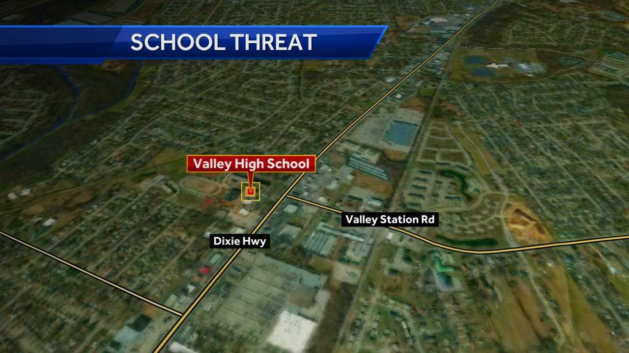 valley high school, threat
