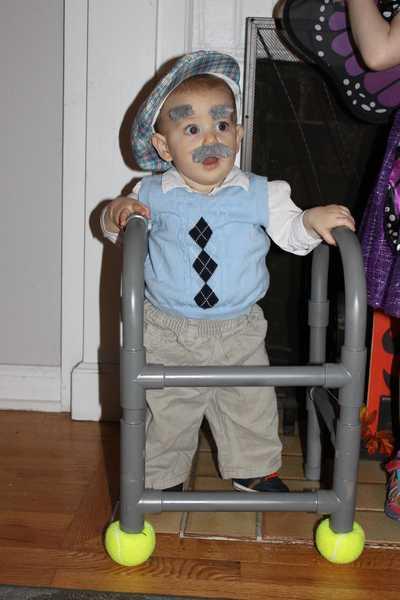 Little Old Man. WDSU-TV  sc 1 st  WDSU.com & Amazing DIY Halloween costumes