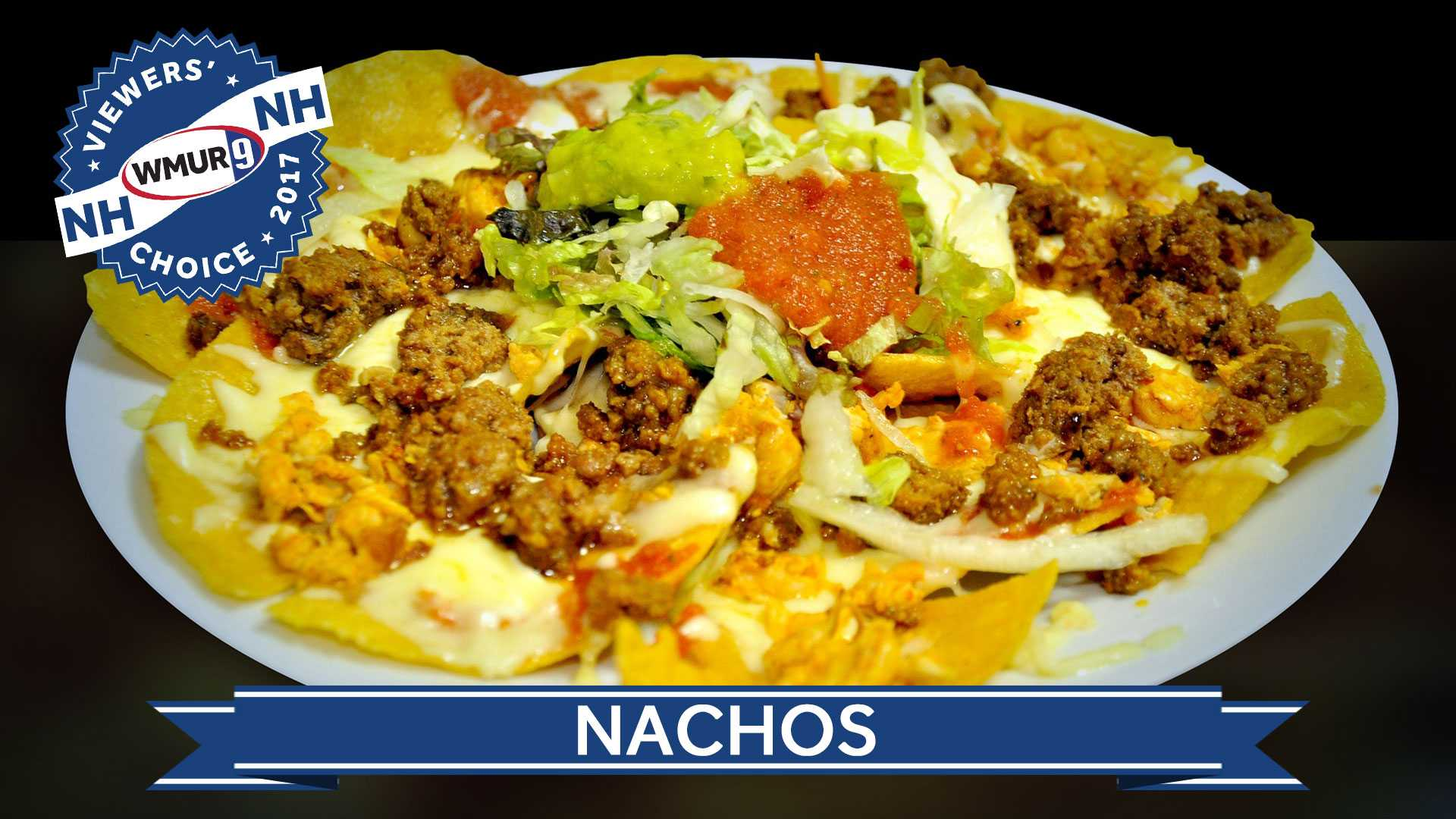 Viewers Choice 2017 nachos