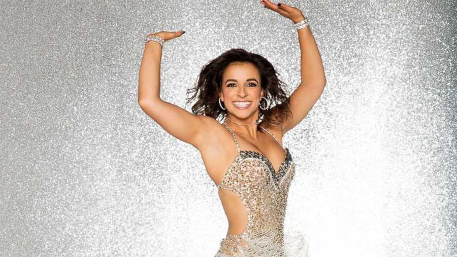 Exeter native Victoria Arlen named to 'Dancing With The Stars' cast