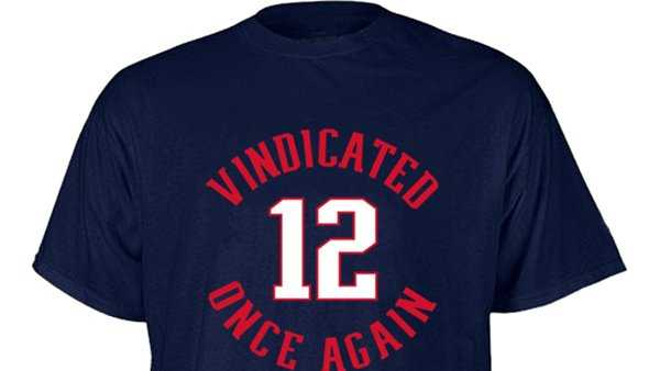 Vindicated t-shirt