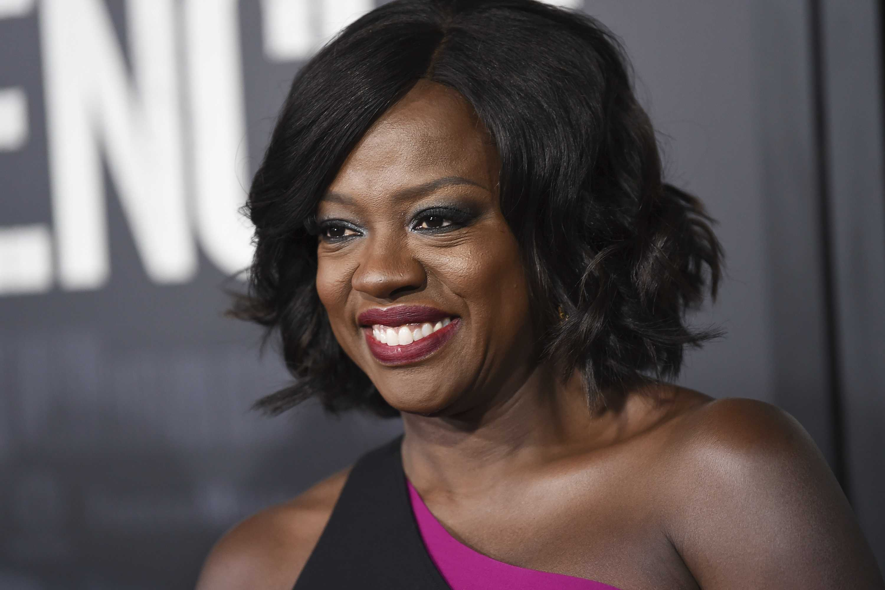 "Viola Davis attends a special screening of ""Fences"", at Rose Theater at Jazz at Lincoln Center's Frederick P. Rose Hall, on Monday, Dec. 19, 2016, in New York."