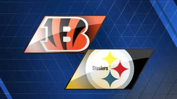 Steelers vs Bengals