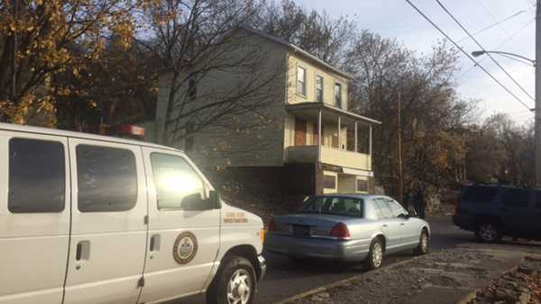 Body found in McKeesport house