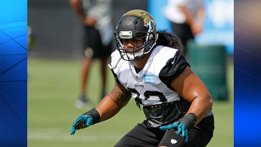 Steelers sign Tyson Alualu, former Jacksonville first-round pick