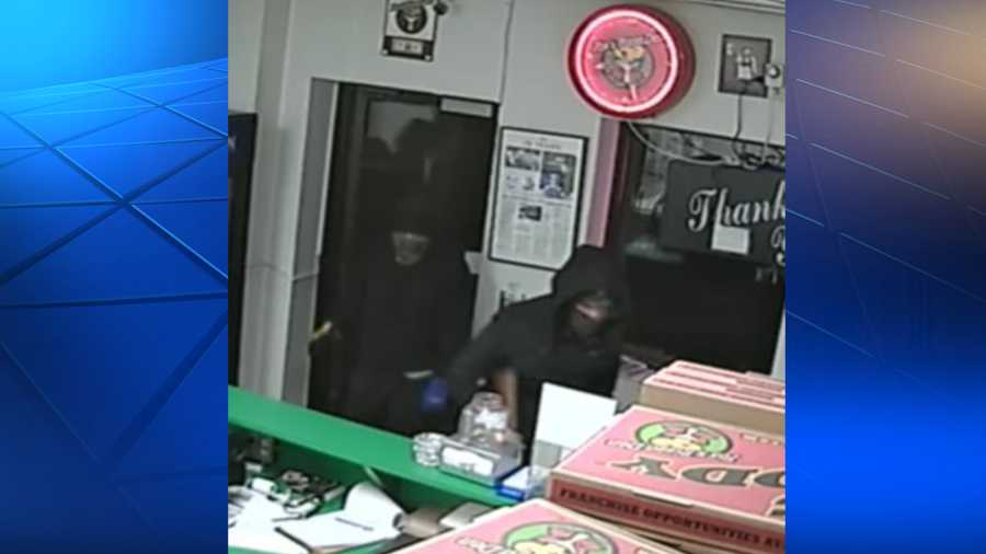 Fox's Pizza robbery in South Union Township, Fayette County