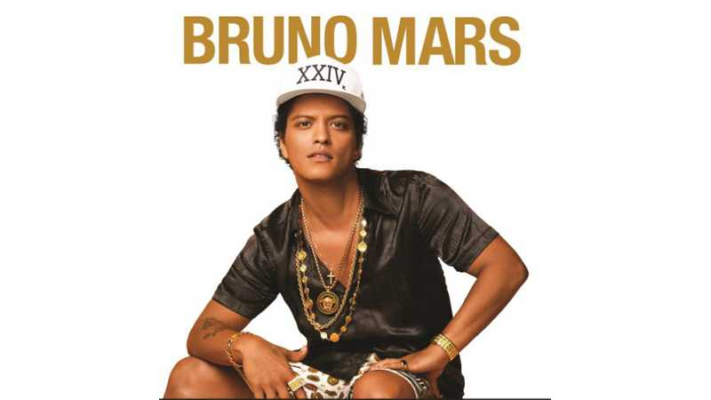 Bruno Mars 24K Magic World Tour