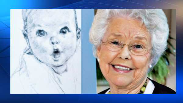 "Ann Taylor Cook was the original ""Gerber Baby."""