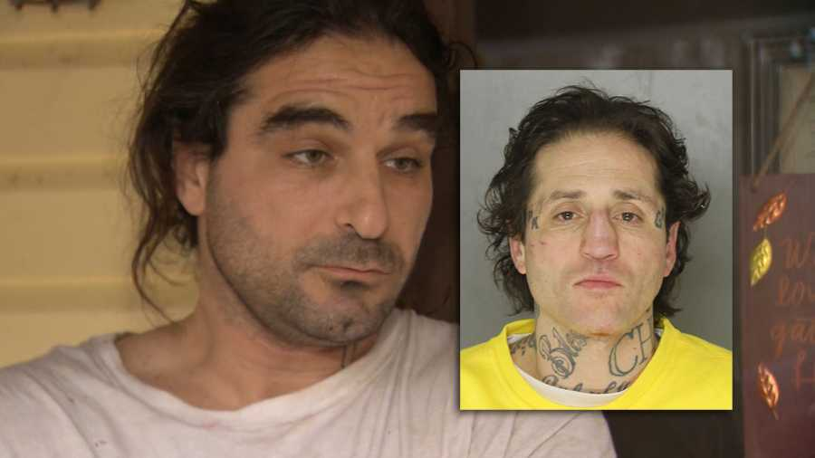 Paul Spadafora (inset) and his brother, Charles Marsico.
