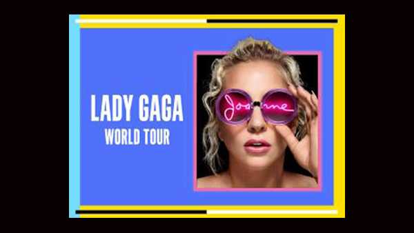 Lady Gaga - The Joanne World Tour