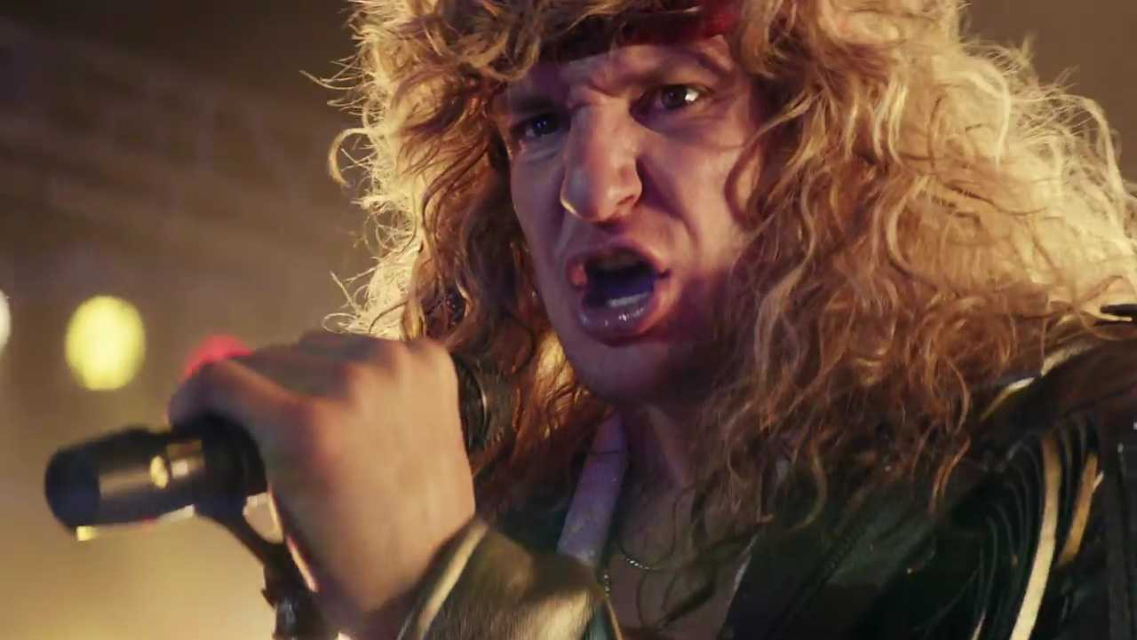 Rob Gronkowski as Bon Jovi