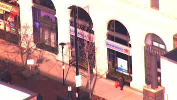 Bank of America robbed in Cambridge