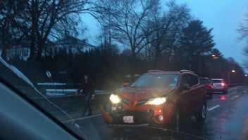 Route 9 crash