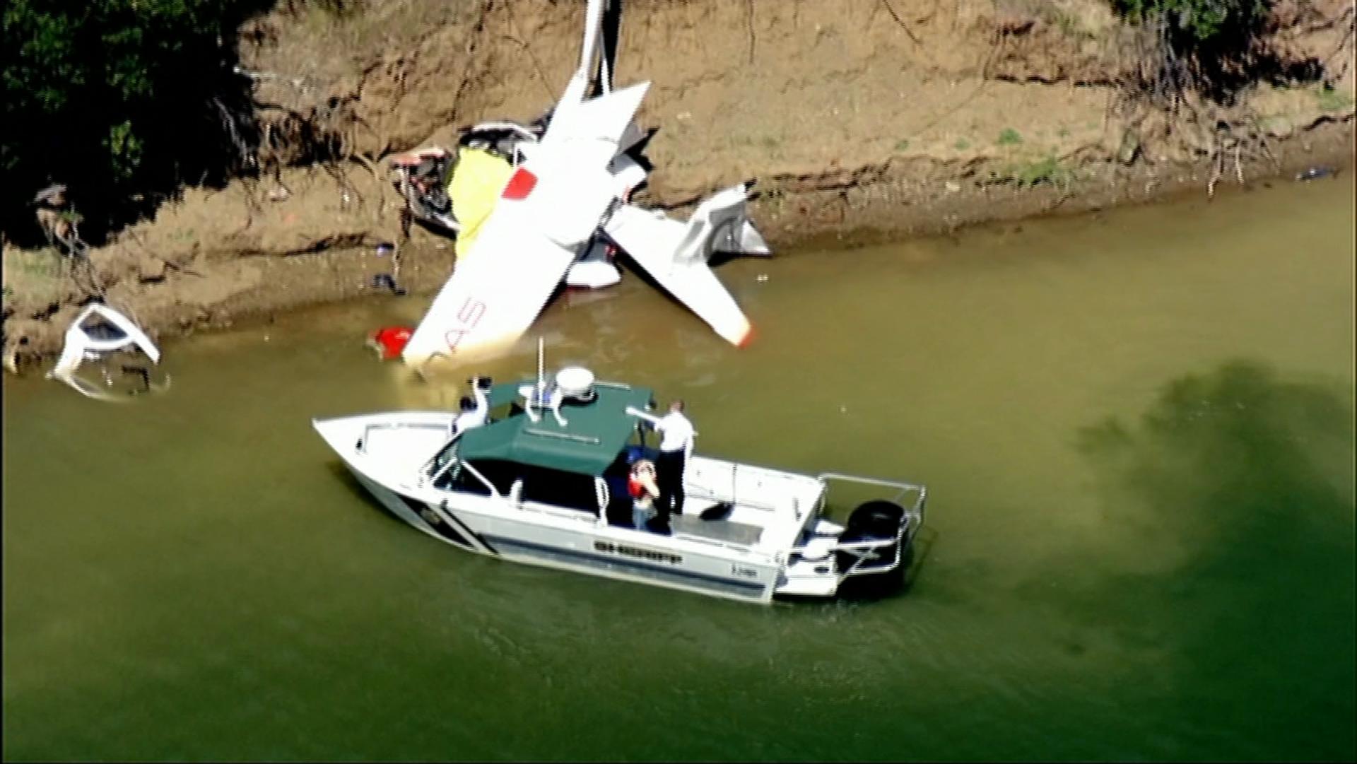 Lake Beryessa plane crash