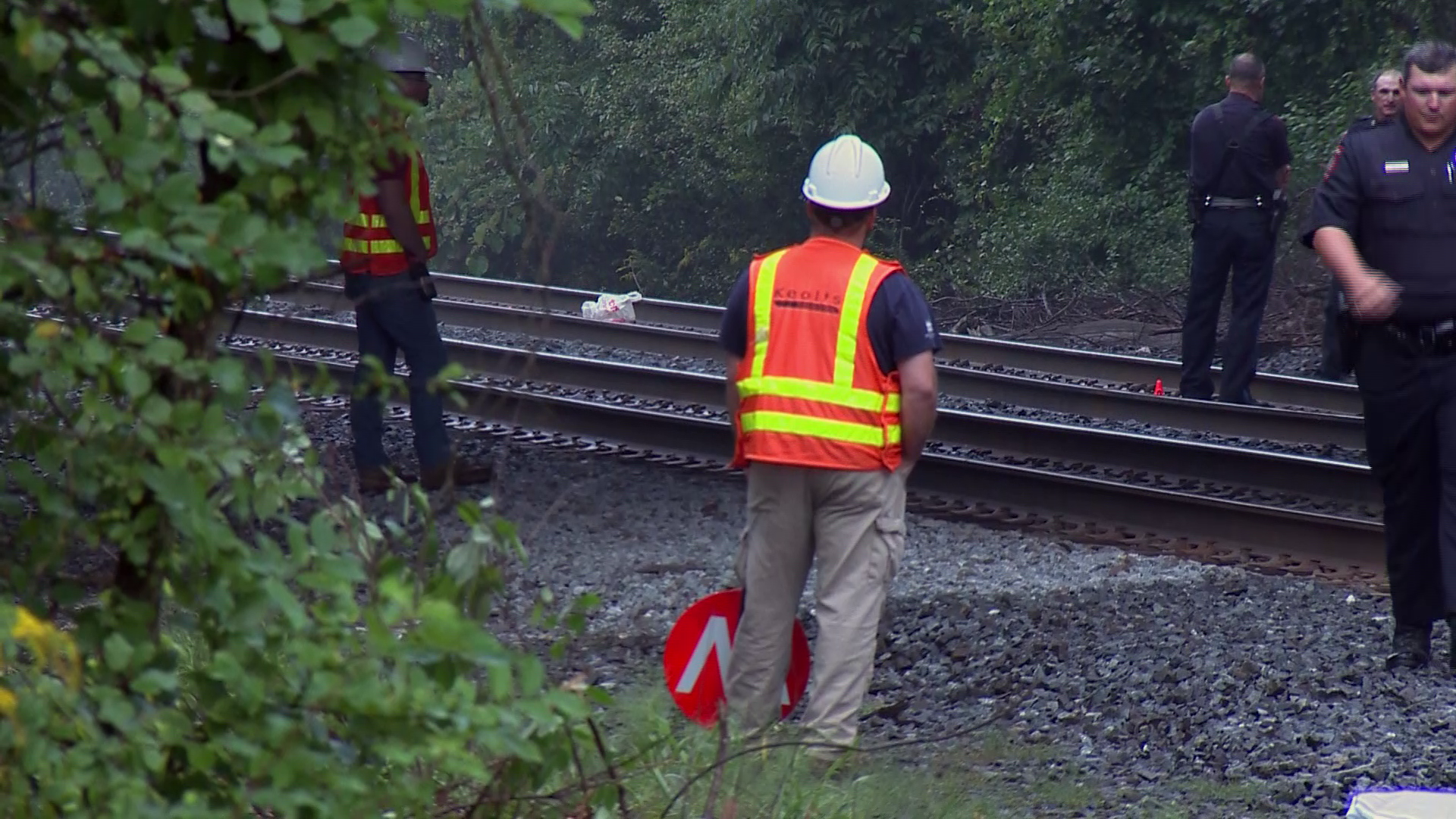 Two people struck by commuter rail train in Natick