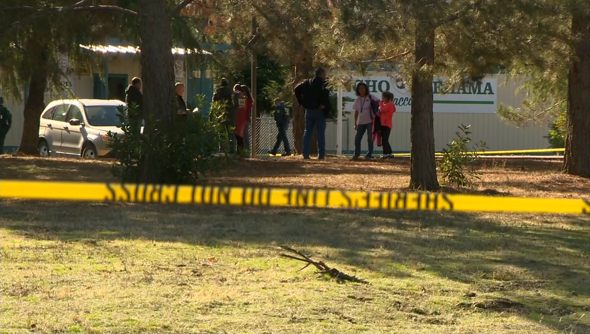Northern California Shooting Leaves 5 Dead, Including Attacker