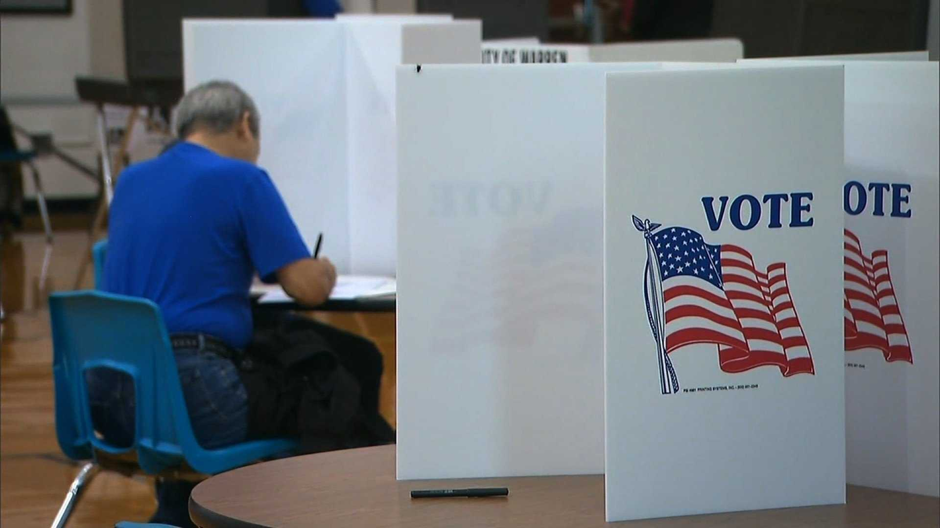 Canvassers charged in fake, fraudulent voter registrations