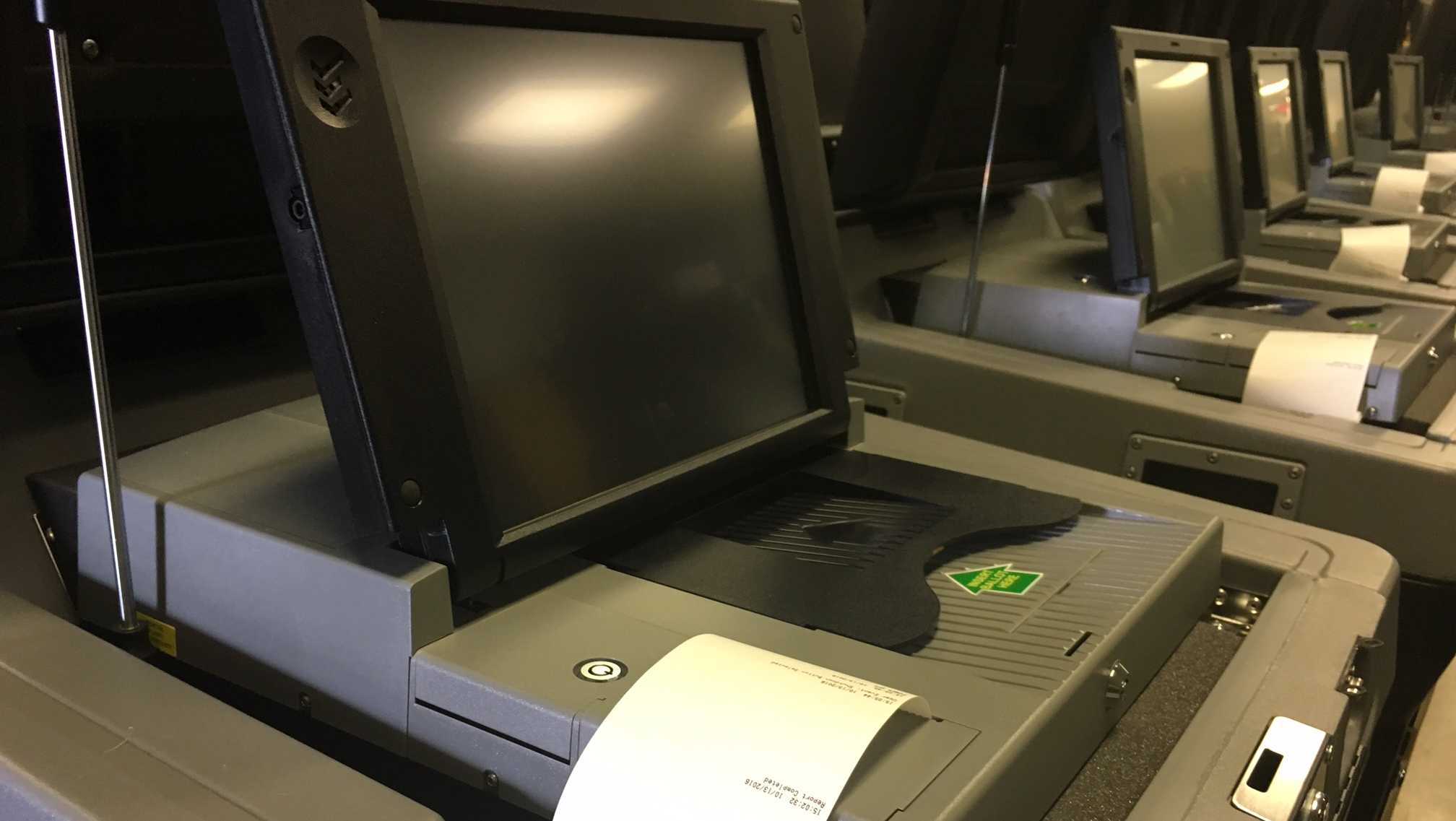 Voting Machines in Jefferson County