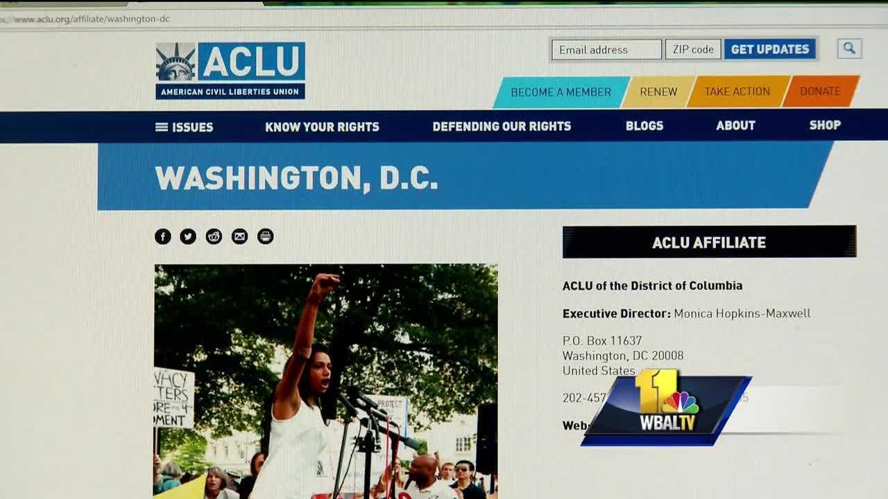 ACLU website