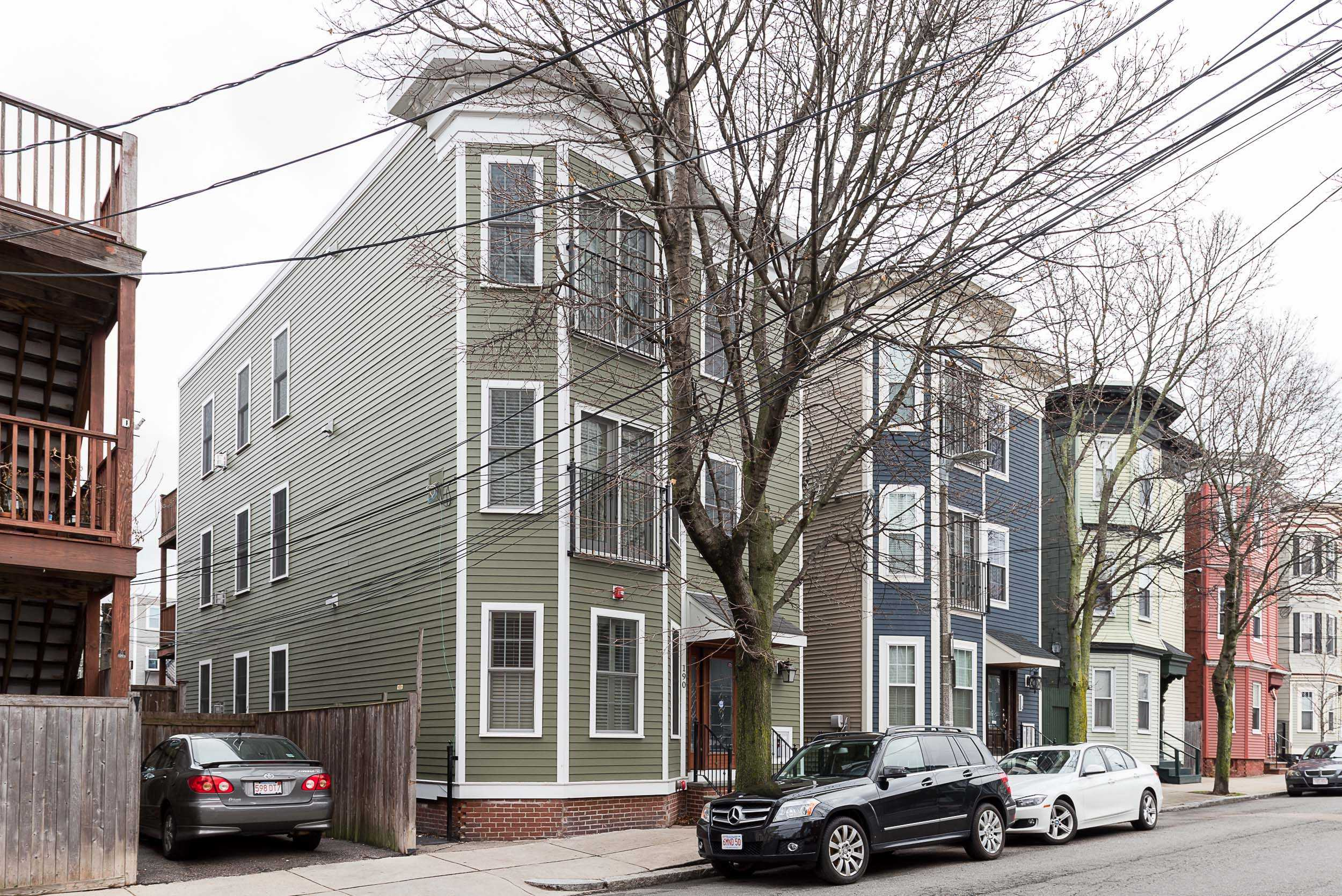 'Good Will Hunting' apartment for sale