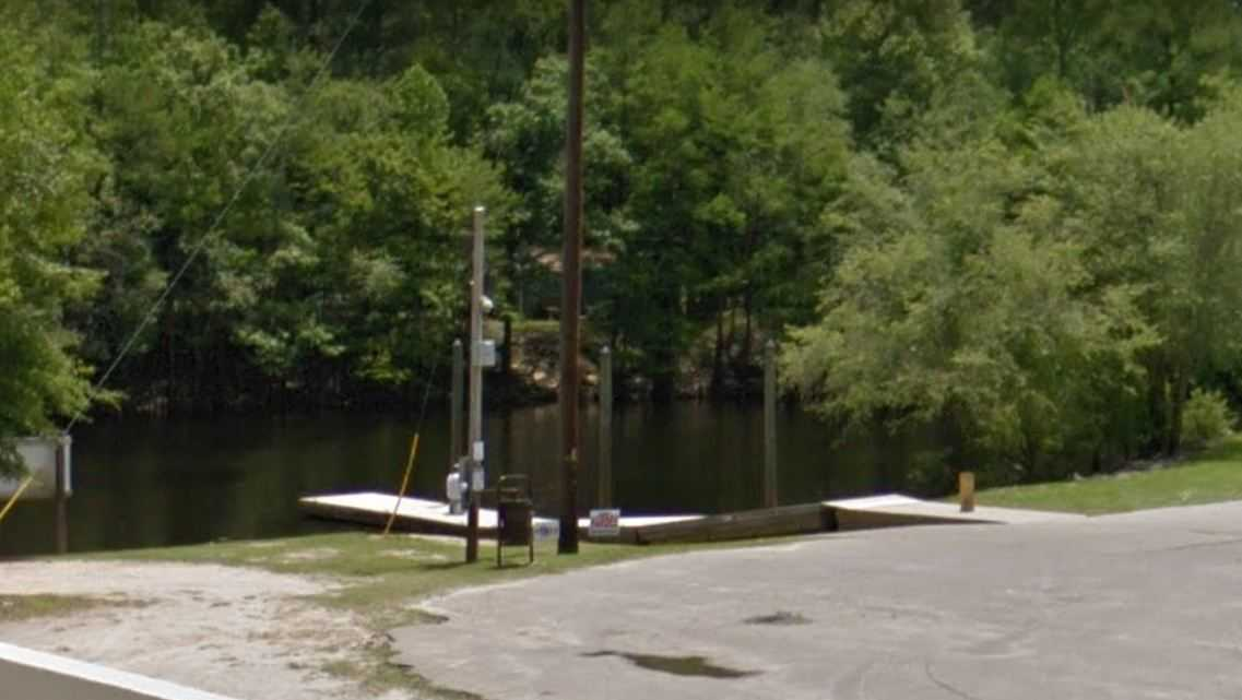 Google Street View image of Old Reaves Ferry Boat Landing. (Source: Google)