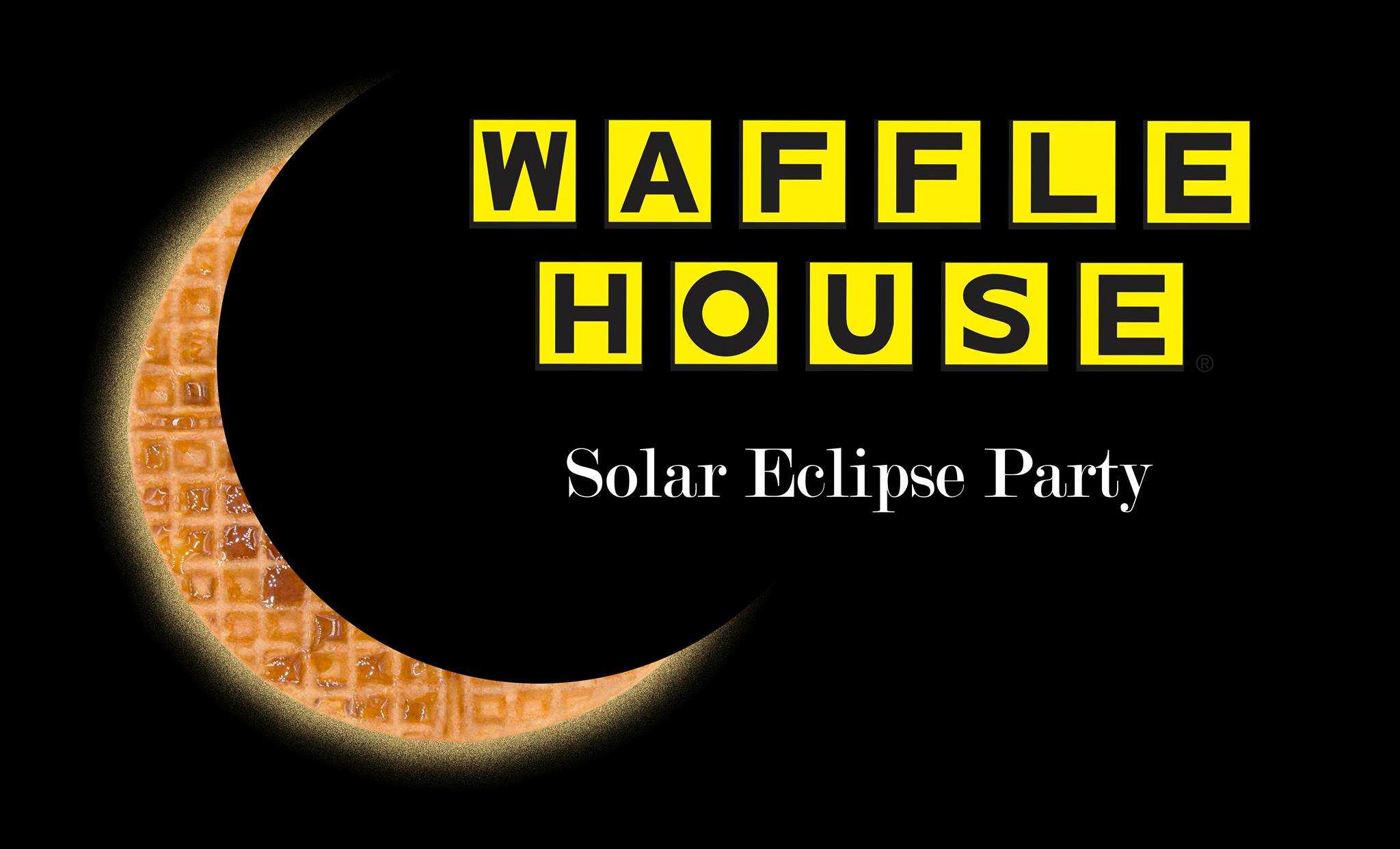 Waffle House plans Smothered and Covered eclipse party in Upstate
