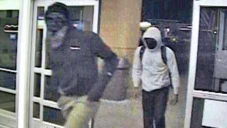 Columbia Walmart robbery