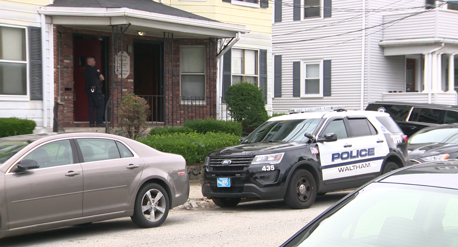 'Suspicious Death' Investigation Underway In Waltham
