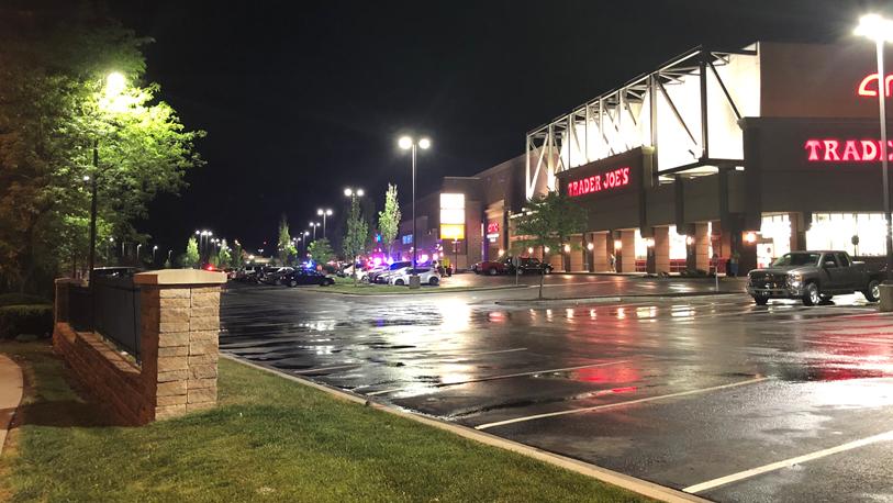 Ward Parkway Center shooting