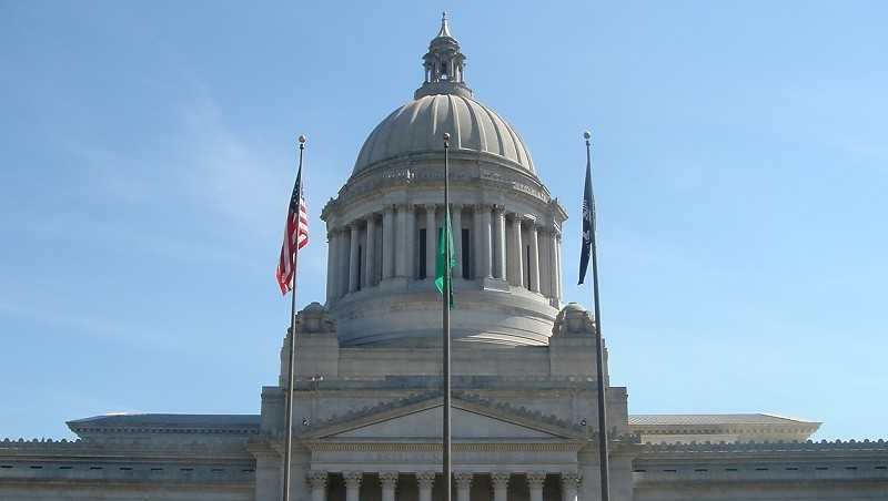 Washington State Capitol Legislative Building