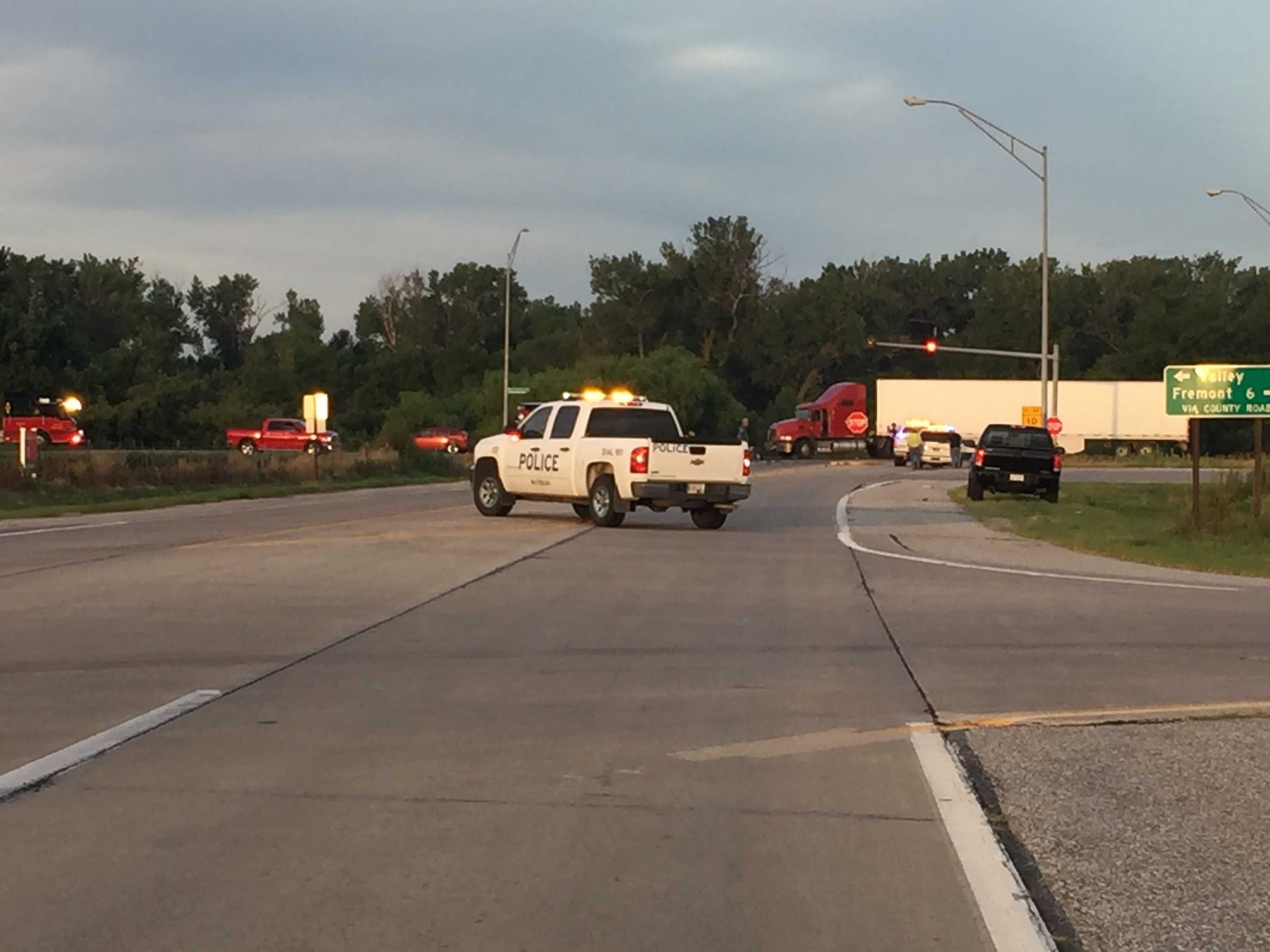 Early Morning Crash Leads to One Fatality