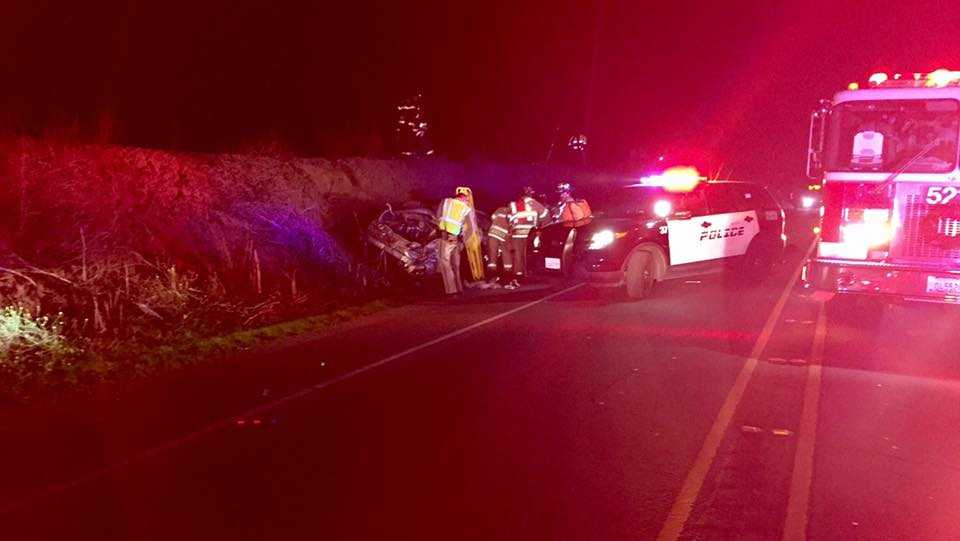 Fatal Watsonville crash