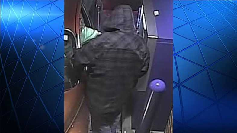 Victim negotiates with armed robber during ATM holdup
